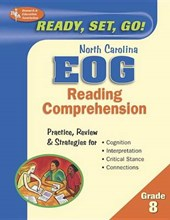 North Carolina EOG Grade 8 Reading Comprehension | The Editors of Rea |