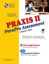 Praxis II Parapro Assessment 0755 and | Rena Grasso |