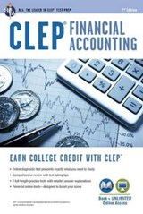 CLEP(R) Financial Accounting Book + Online | Donald Balla |