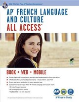 AP French Language & Culture, All Access | Eileen M.; Angelini |