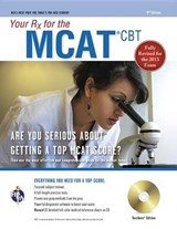 MCAT (Medical College Admission Test) with CD | Susan Van Arnum |