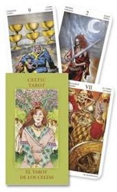 Mini Celtic Tarot/Das Keltische Tarot/Les Tarots Celtiques/El Tarot De Lost Celtas