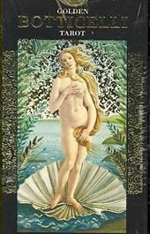 Golden Botticelli Tarot/ Tarot Dorado de Botticelli