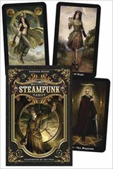 The Steampunk Tarot | Barbara Moore |