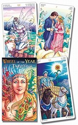 Wheel of the Year Tarot | auteur onbekend |