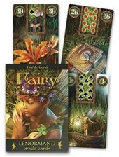 Fairy Lenormand Oracle | Katz, Marcus ; Goodwin, Tali |