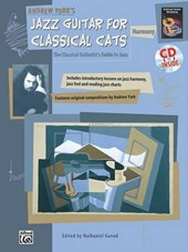 Andrew York's Jazz Guitar for Classical Cats | Andrew York & Nathaniel Gunod |