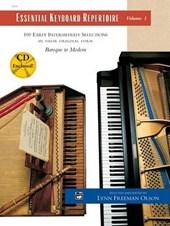 Essential Keyboard Repertoire