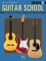 Jerry Snyder's Guitar School, Method Book 2 | Jerry Snyder |