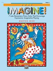 Just Imagine!, Book
