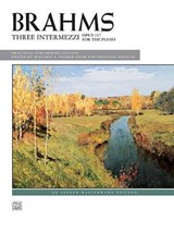 Three Intermezzi, Opus 117 For the Piano | auteur onbekend |