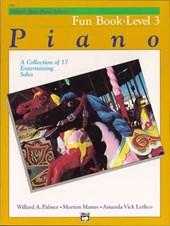 Alfred's Basic Piano Fun Book, Level 3