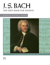 J. S. Bach First Book for Pianists