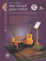 Scott Tennant's Basic Classical Guitar Method | auteur onbekend |