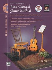 Scott Tennant's Basic Classical Guitar Method |  |