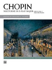 Nocturne in E-Flat Major, Opus 9, No. 2 for the Piano