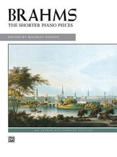 Brahms The Shorter Piano Pieces