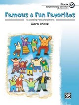 Famous & Fun Favorites, Book | auteur onbekend |