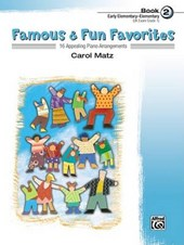 Famous & Fun Favorites, Book