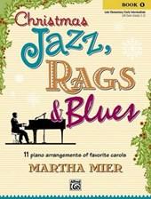 Christmas Jazz, Rags & Blues, Book