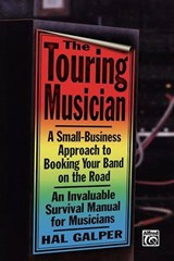 The Touring Musician | Hal Galper |
