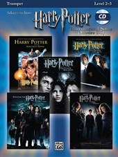 Harry Potter Instrumental Solos (Movies 1-5): Trumpet