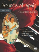 Sounds of Spain Book 3 | Catherine Rollin |