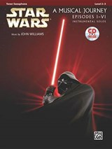 Star Wars Instrumental Solos (Movies I-VI) | Alfred Publishing |