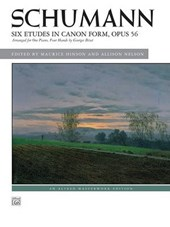 Six Etudes in Canon Form, Opus