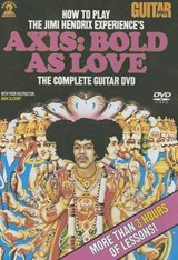 How to Play the Jimi Hendrix Experience's Axis: Bold As Love | auteur onbekend |