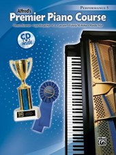 Premier Piano Course Performance, Bk | Alfred Publishing |