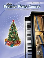 Alfred's Premier Piano Course Christmas