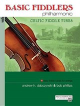 Basic Fiddlers Philharmonic Celtic Fiddle Tunes |  |