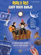 Easy Rock Banjo | Alfred Publishing |