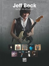 Jeff Beck Guitar Tab Anthology