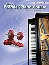 Alfred's Premier Piano Course Technique