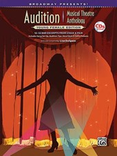 Broadway Presents! Audition Musical Theatre Anthology