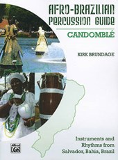 Afro-Cuban Percussion Guide, Bk | Alfred Publishing |