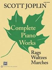 Scott Joplin Complete Piano Works