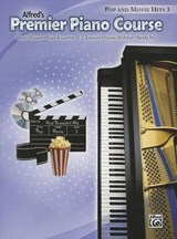 Premier Piano Course Pop and Movie Hits | Dennis Alexander |