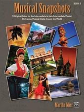 Musical Snapshots Book