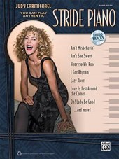 Judy Carmichael You Can Play Authentic Stride Piano
