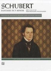 Schubert Fantasie in F Minor
