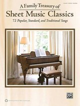 A Family Treasury of Sheet Music Classics | Alfred Publishing |