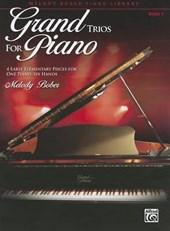 Grand Trios for Piano