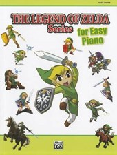 The Legend of Zelda Series For Easy Piano |  |