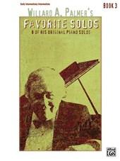 Willard A. Palmer's Favorite Solos, Book