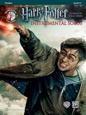 Selections From The Harry Potter Complete Film Series Instrumental Solos