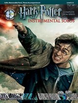 Selections from the Harry Potter Complete Film Series Instrumental Solos | auteur onbekend |