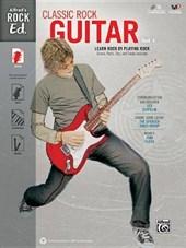 Alfred's Rock Ed. -- Classic Rock Guitar, Vol